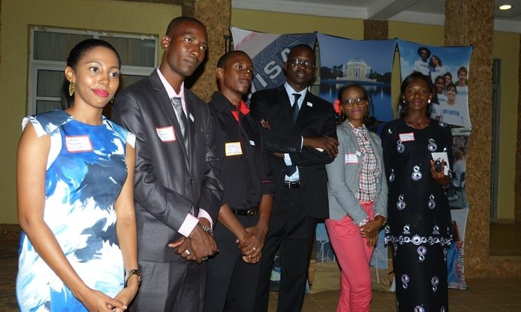 2014 YALI Fellows