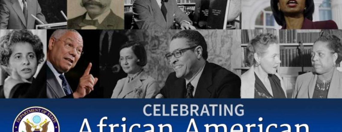 President Trump Proclaims February 2018 as National African American History Month
